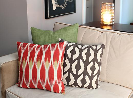 Pillow For Living Room | Home Design Plan