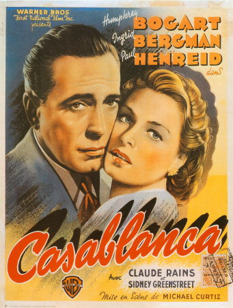 casablanca ON THE SET: CASABLANCA