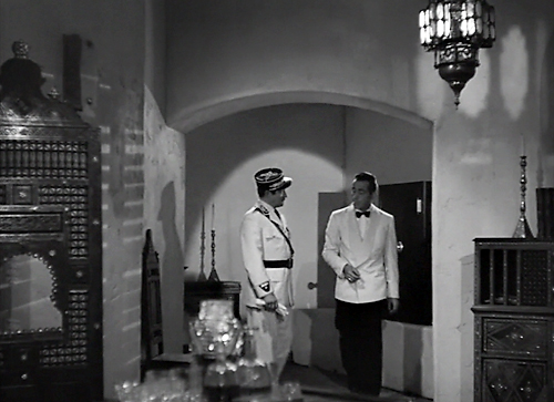 casablanca ricksoffice ON THE SET: CASABLANCA
