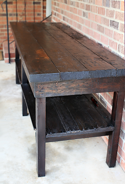 Woodworking Diy outdoor buffet table Plans PDF Download