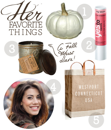 herfavesoctober HIS + HER FAVORITE THINGS