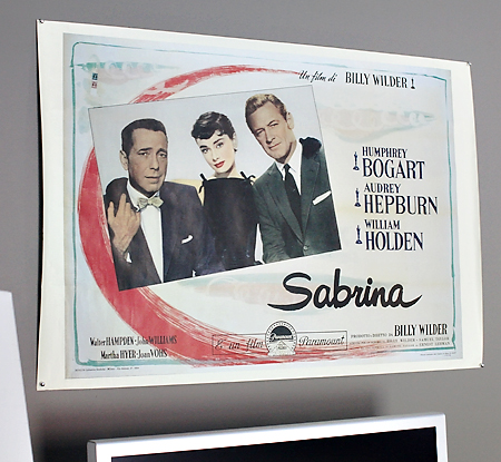 sabrina UPGRADES (& DOWNGRADES) IN THE OFFICE