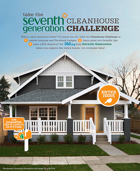 seventhgenerationcleanhouse GIVEAWAY: REAL SIMPLE + 7TH GENERATION