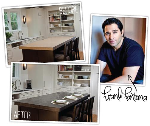 Frank Fontana Countertop