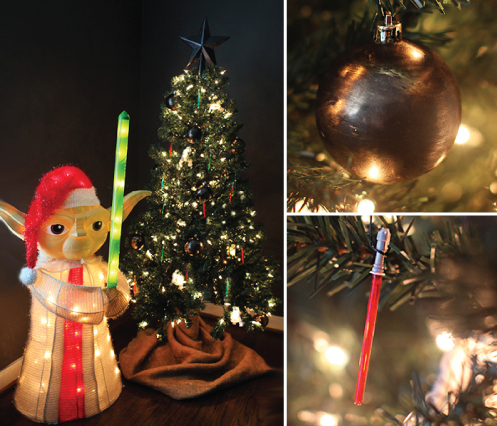 yoda christmas HIS + HER FAVORITE THINGS