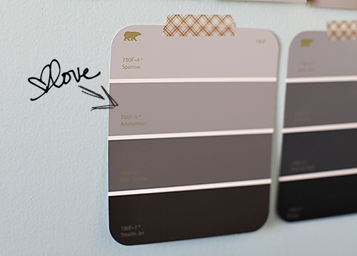 behrpaintswatch THE PERFECT SHADE OF GRAY
