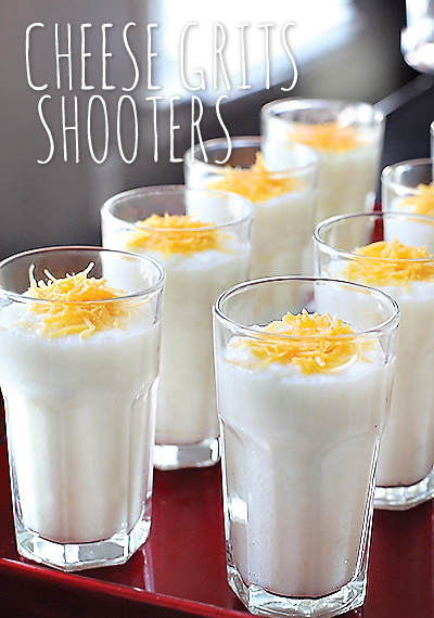 Cheese Grits Shooters / 7th House on the Left