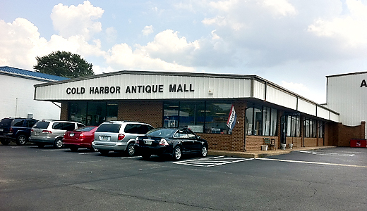 coldharborantiquemall Q+A: RVA THRIFT & ANTIQUE STORES