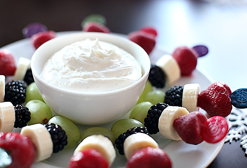 fruitdip BABY ITS COLD OUTSIDE BRUNCH