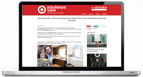 bullseyeview ONLINE HAPPENINGS