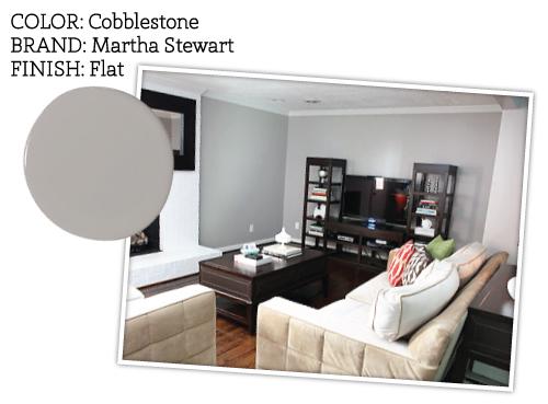 Cobblestone / 7th House on the Left Paint Colors