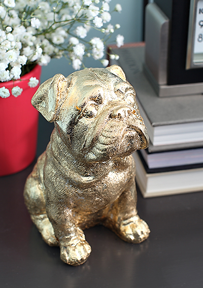 goldbulldog1 THE MIDAS TOUCH