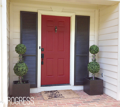Front Doors Creative Ideas Red Front Doors