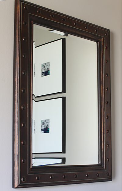 foyermirror TABLE, MIRROR, FRAMES... OH MY!