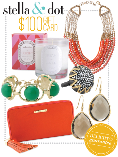 Stella & Dot Giveaway / 7th House on the Left
