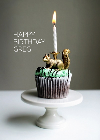 Happy Birthday Greg | 7th House on the Left