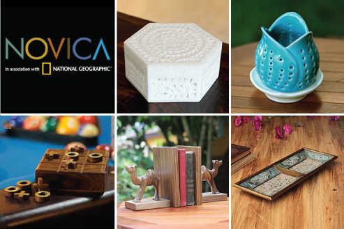 NOVICA Giveaway / 7thhouseontheleft.com