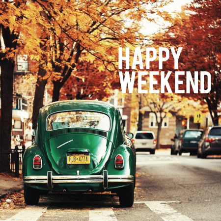 Happy Weekend / 7thhouseontheleft.com