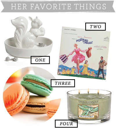 Her Favorite Things / 7thhouseontheleft.com