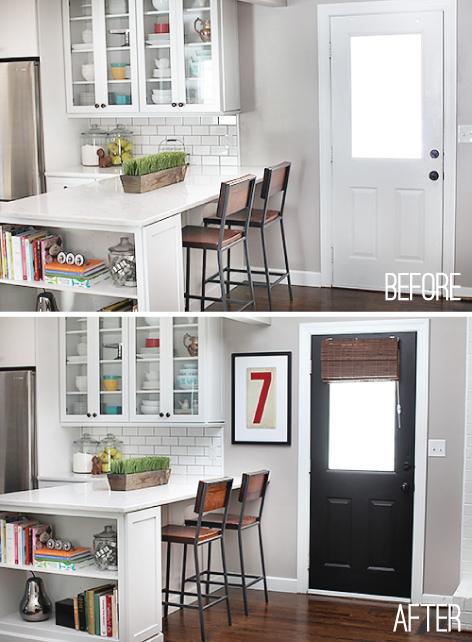 Easy Kitchen Upgrades / 7thhouseontheleft.com