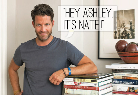 That Time I Talked to Nate Berkus on the Phone  //  7thhouseontheleft.com  //  #targetinnercircle