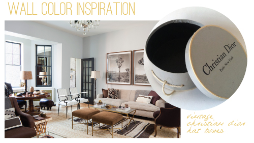 Wall Color Inspiration // Nate Berkus for Target