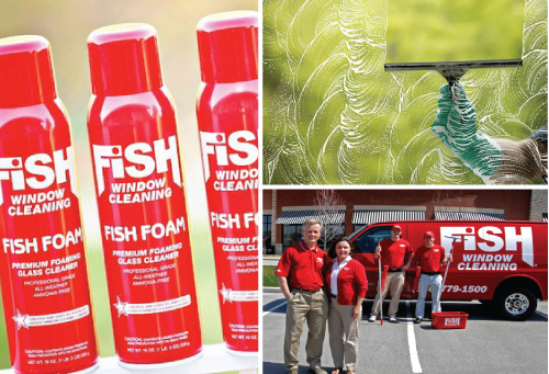 Fish Window Cleaning Giveaway // 7thhouseontheleft.com