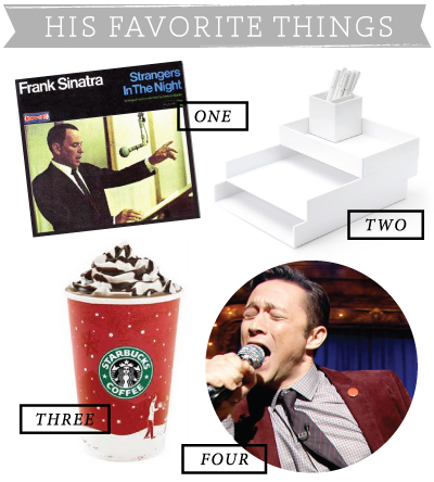 His Favorite Things  // 7thhouseontheleft.com