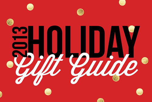 2013 Holiday Gift Guide // 7thhouseontheleft.com