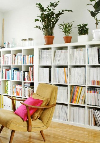 Ikea's Iconic Expedit Shelving System // 7thhouseontheleft.com