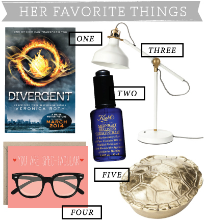 Her Favorite Things // 7thhouseontheleft.com
