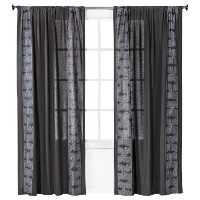 Nate Berkus for Target Curtains // 7thhouseontheleft.com