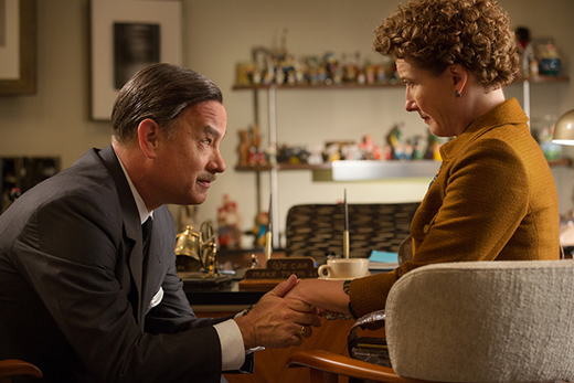 On the Set: Saving Mr. Banks / 7thhouseontheleft.com