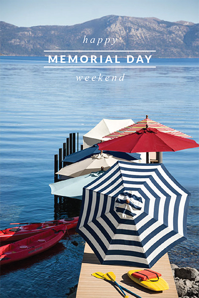 A List of Home Decor Memorial Day Sales / 7thhouseontheleft.com