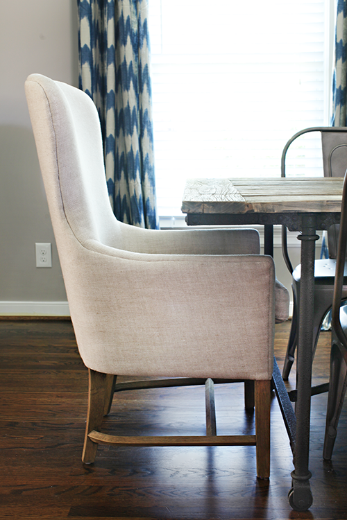 Dining Room Chairs / 7thhouseontheleft.com