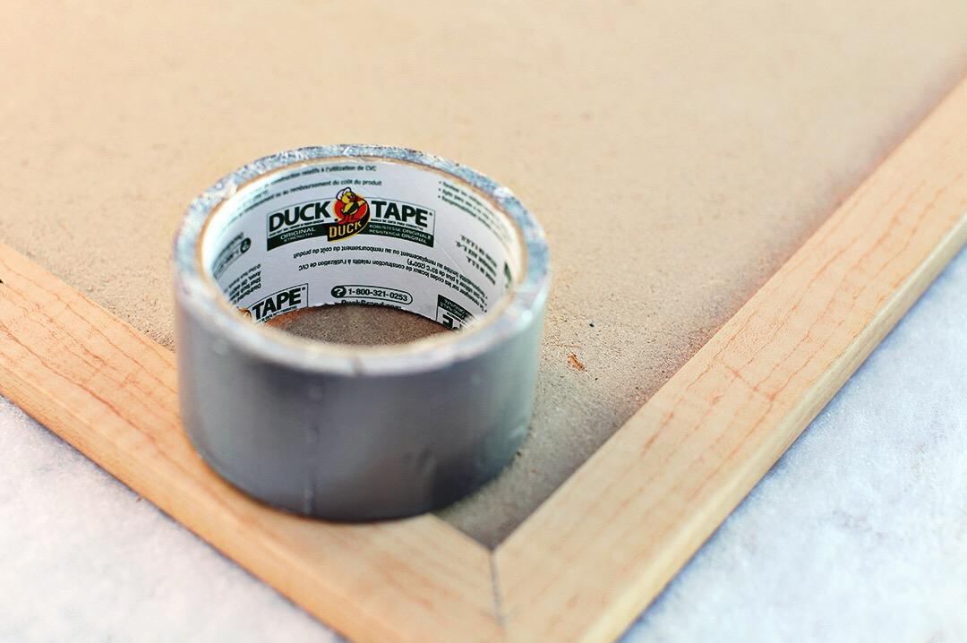 DIY Pottery Barn-Inspired Pinboard / DIY Inspiration Board